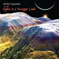 andre caporaso - night in a strange land - cover art